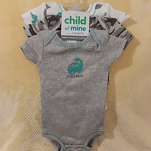 17ceb5e84d Carter's One Pieces | 3 Pack Carters Onesies | Poshmark